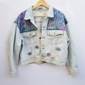 Vintage Denim Jacket Guess Womens